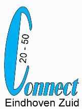 connect logo van de site